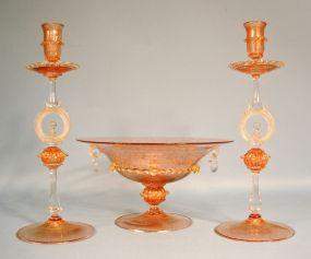 Venetian Art Glass C.V.M.