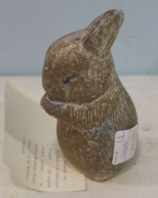 McCarty Pottery Rabbit