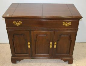 Ethan Allen Server with Silverware Drawer