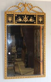 Beveled Glass Classical Style Mirror