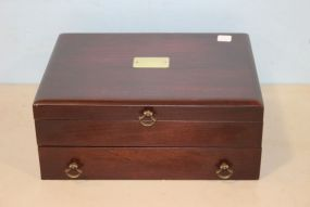 Reed and Barton Silver Chest