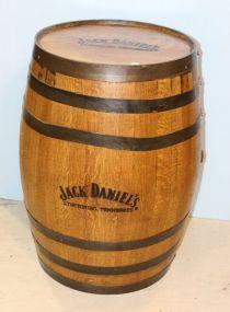 Oak Jack Daniels Barrel