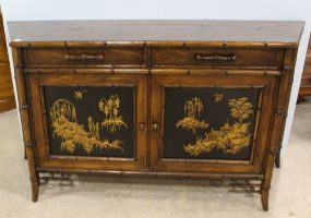 Century Brand Server with Asian Design