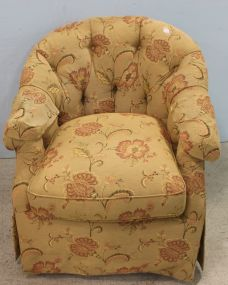 Sherrill Furniture Tufted Back Upholstered Chair