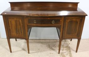 Banded and Inlaid Sideboard