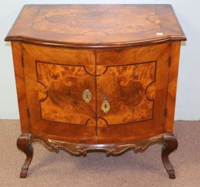 Inlaid French Commode