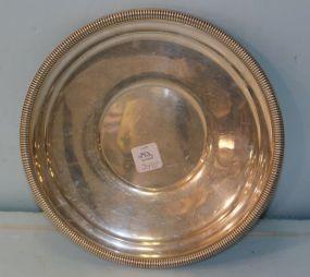 Gorham Sterling Plate