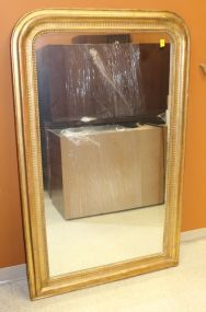 Antique Louis Philippe Gilt Mirror