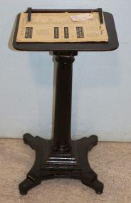 Early Sheraton Music Stand