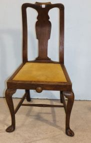 English Queen Anne Chair