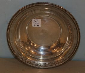 Simpson Hall Miller and Co. Sterling Round Bowl