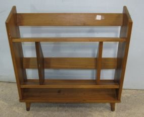 Mid Century Style Book Stand