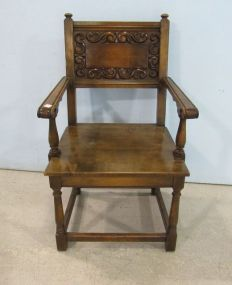 Rectory Style Chair