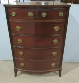 Mahogany Duncan Phyfe Chest