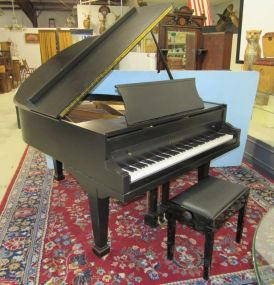 J. Baur & Co. Baby Grand Paino