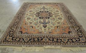 Romaina Heriz Area Rug