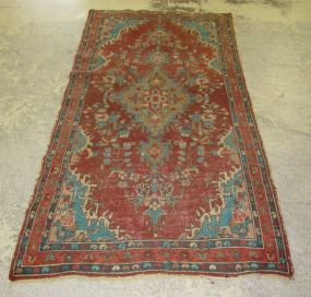 Low Pile Persian Handmade Rug