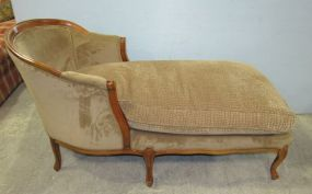 French Reproduction Chaise Lounge