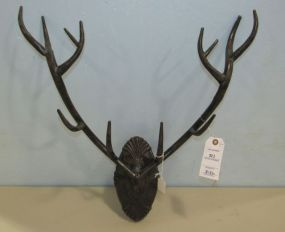 Reproduction Metal Deer Rack