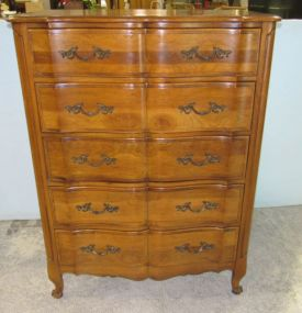 French Style Chest of Drawers