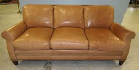 Whittemore-Sherrill Limited Leather Sofa