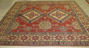 Kazak Persian style Area Rug