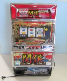 Yamasa Pachinko Slot Machine