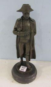 Bronze Statue of Napoleon
