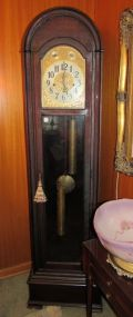 Antique Waterbury Grandfather Clock
