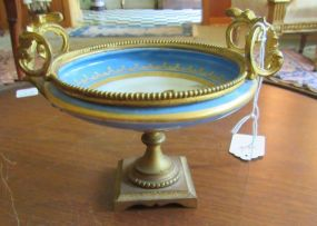 L. Henry Sevres Style Small Compote