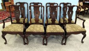 Eight Aston Court Henredon Dining Chairs
