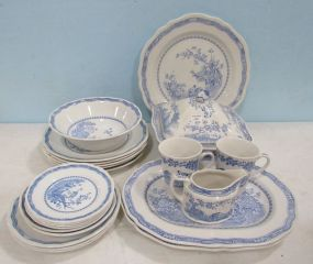 Furnivals Quail China Set