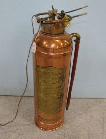General Quick Aid Fireguard Lamp