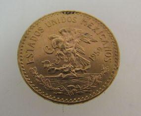 Mexico Gold 20 Pesos
