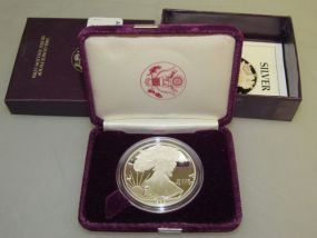 American Eagle One Ounce Proof Silver Bullion Coin