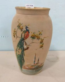 The H.A. Graack & Sons Art Pottery Vase
