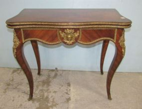 Beautiful French Reproduction Game Table