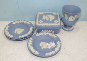 Wedgewood Pottery Pieces