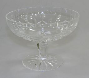 Waterford Lismore Footed Candy Dish