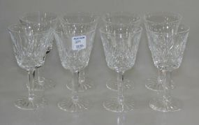 Waterford Lismore Wine Glasses