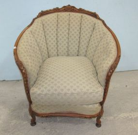 French Style Ladies Parlor Chair
