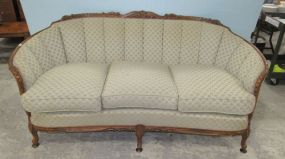 French Style Parlor Sofa