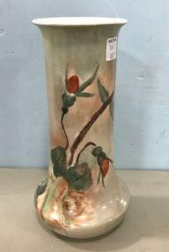 Tall Bavaria Bud Vase