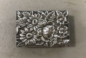 S. Kirk & Son Sterling Match Holder