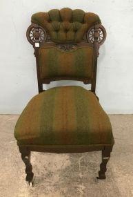 Eastlake Aesthetic Parlor Side Chair