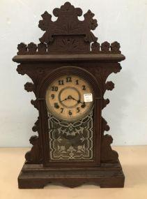 Eastlake Style Mantel Clock