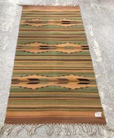 Vel-Mex Wool Rug