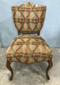 French Style Upholstered Side Chair