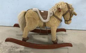 Child's Toy Rocking Horse