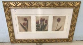 Framed Tulips Print